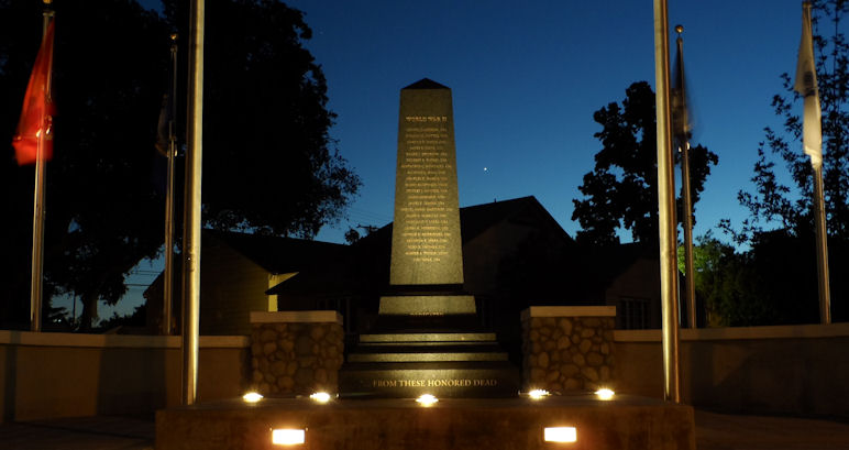 La Verne Veterans Memorial